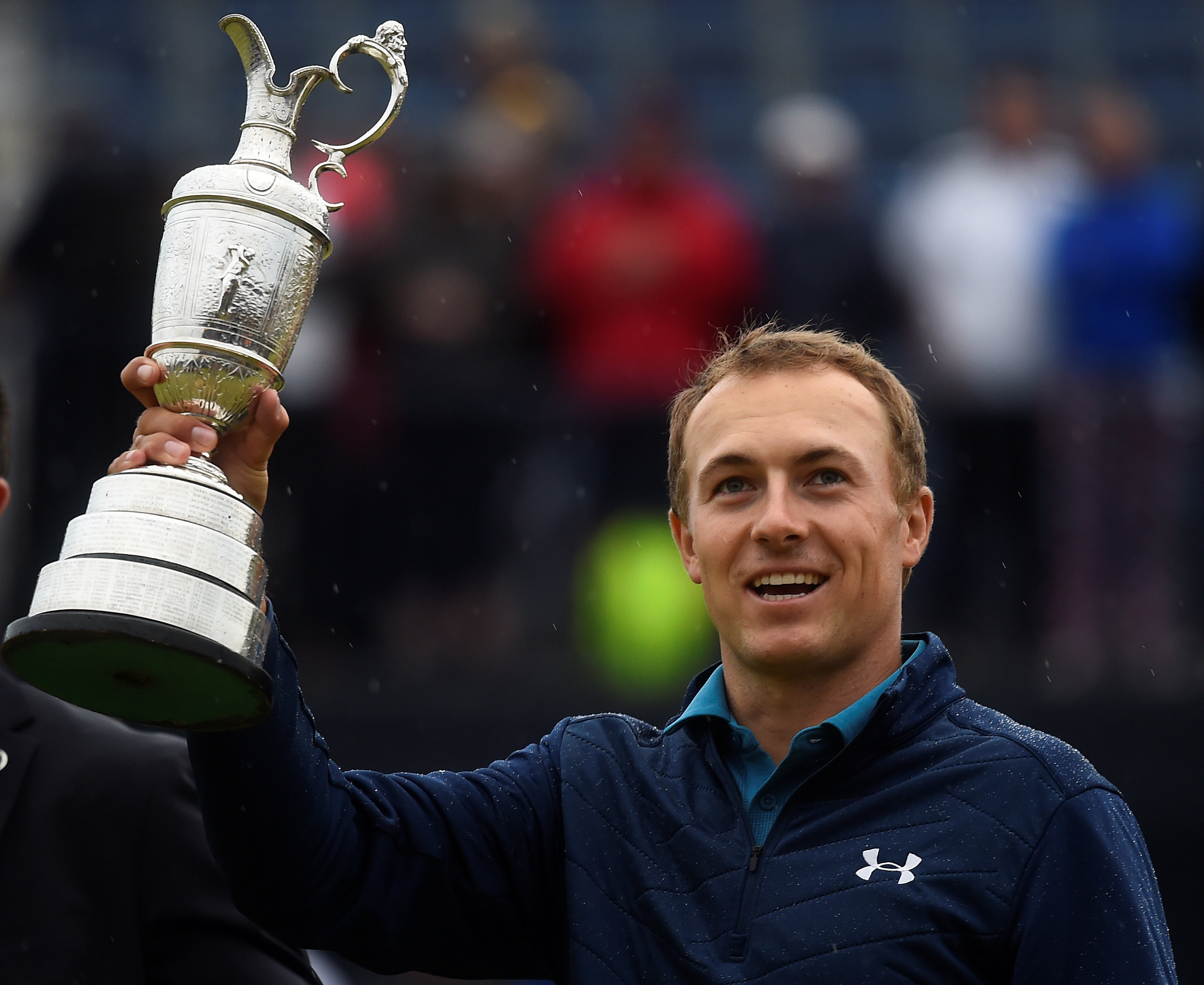 Golf's greats salute Jordan Spieth's British Open triumph