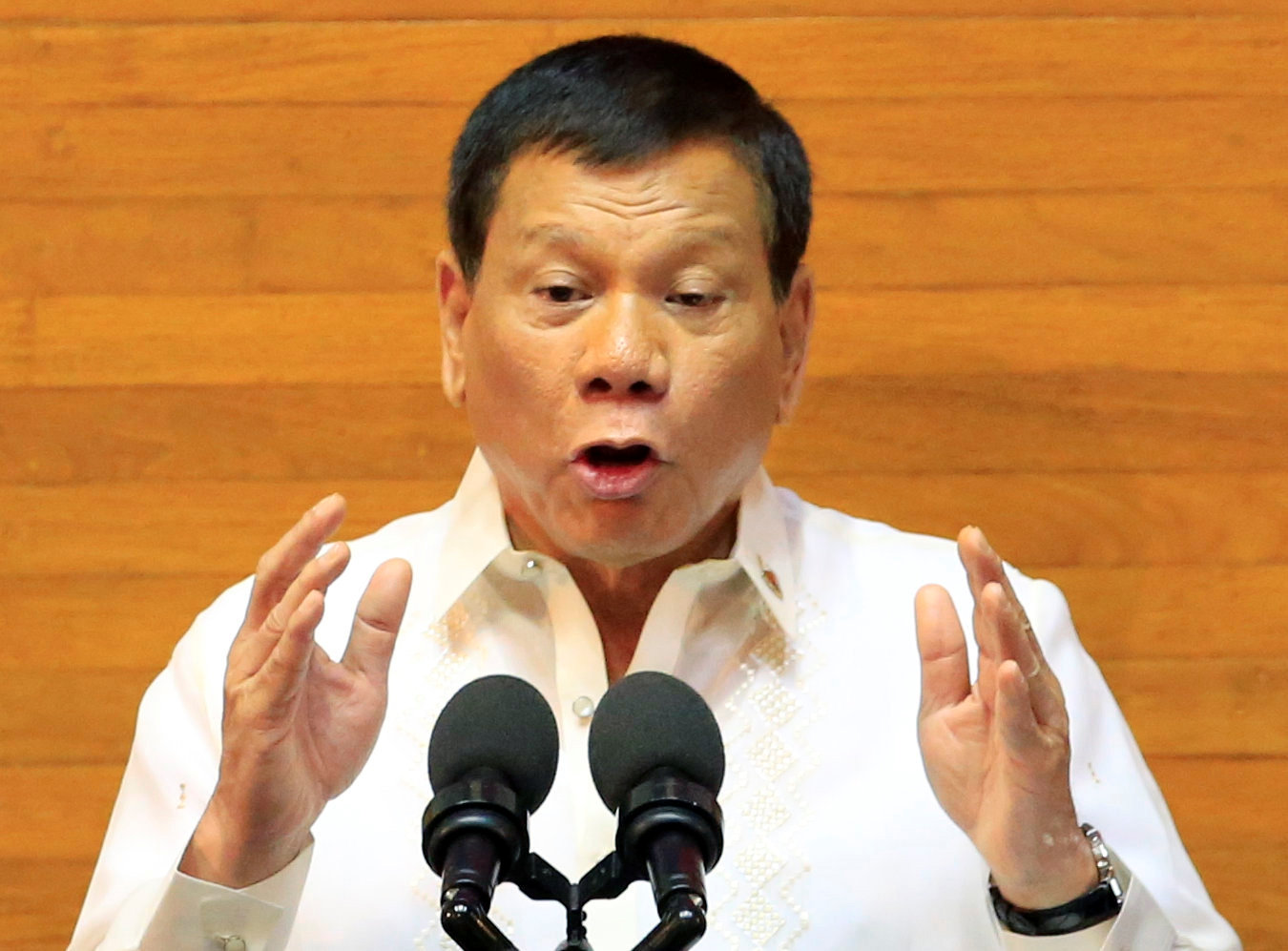 'I will tax you to death', Philippine president warns miners