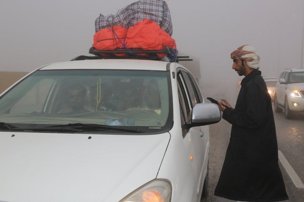 الخليجيون بما فيهم العمانيون يشكلون 93.8% من إجمالي زوار خريف صلالة