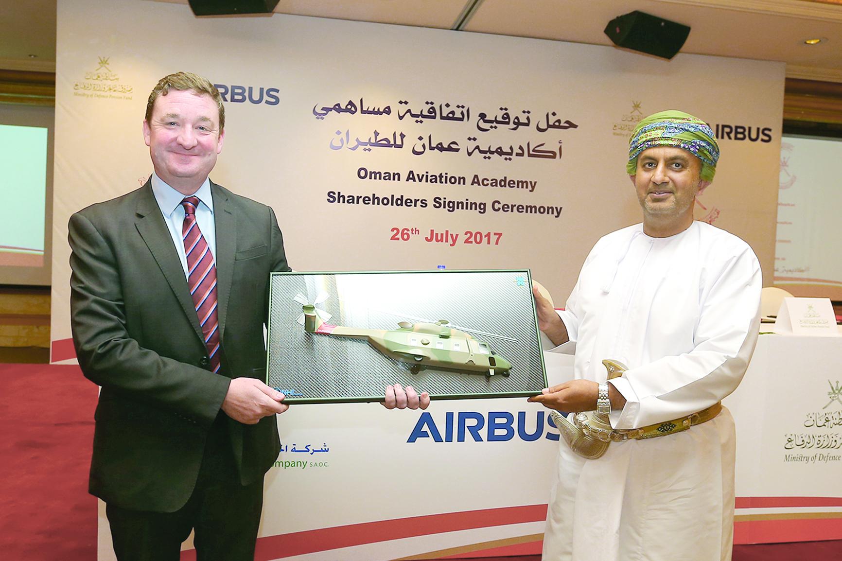 إيرباص لـ«الشبيبة»: «أكاديمية الطيران» تفتح الأجواء العالمية للشباب العماني