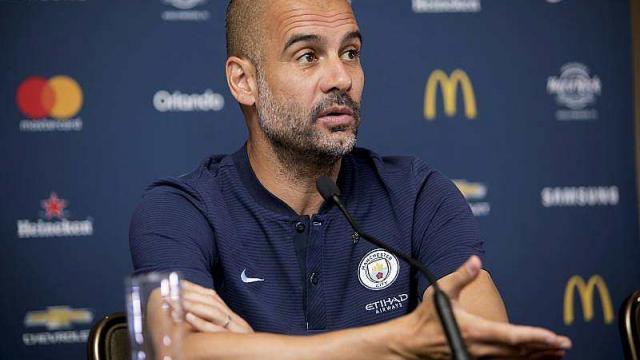 جوارديولا يعترف: لسنا في مستوى ريال مدريد أو برشلونة