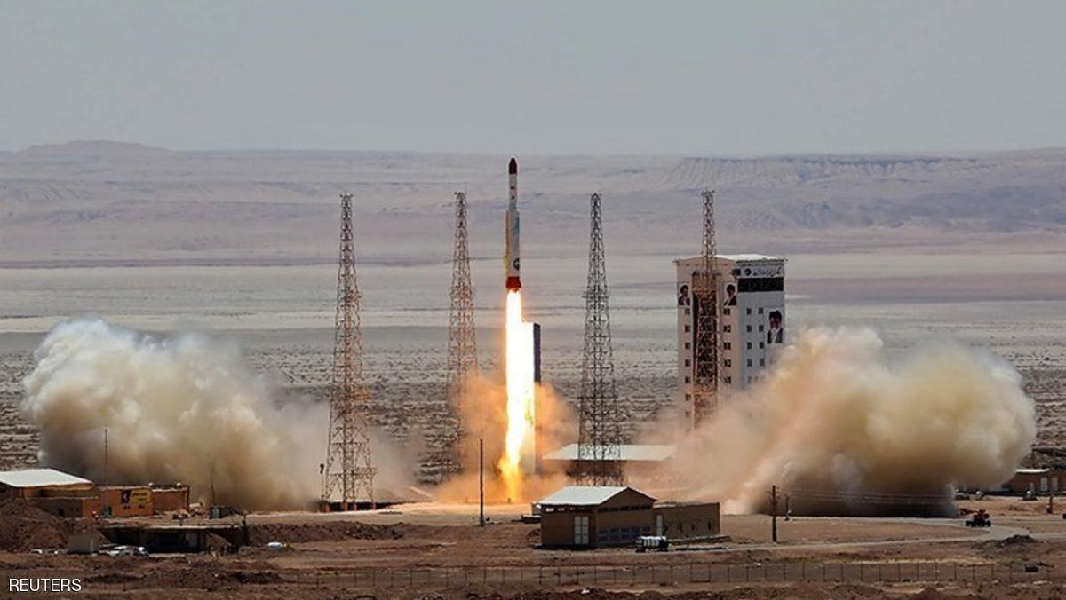 واشنطن تنتقد إطلاق إيران لصاروخ في الفضاء