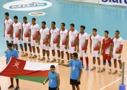 منتخبنا الوطني يفوز على الإمارات في البطولة العربية للناشئين للكرة الطائرة