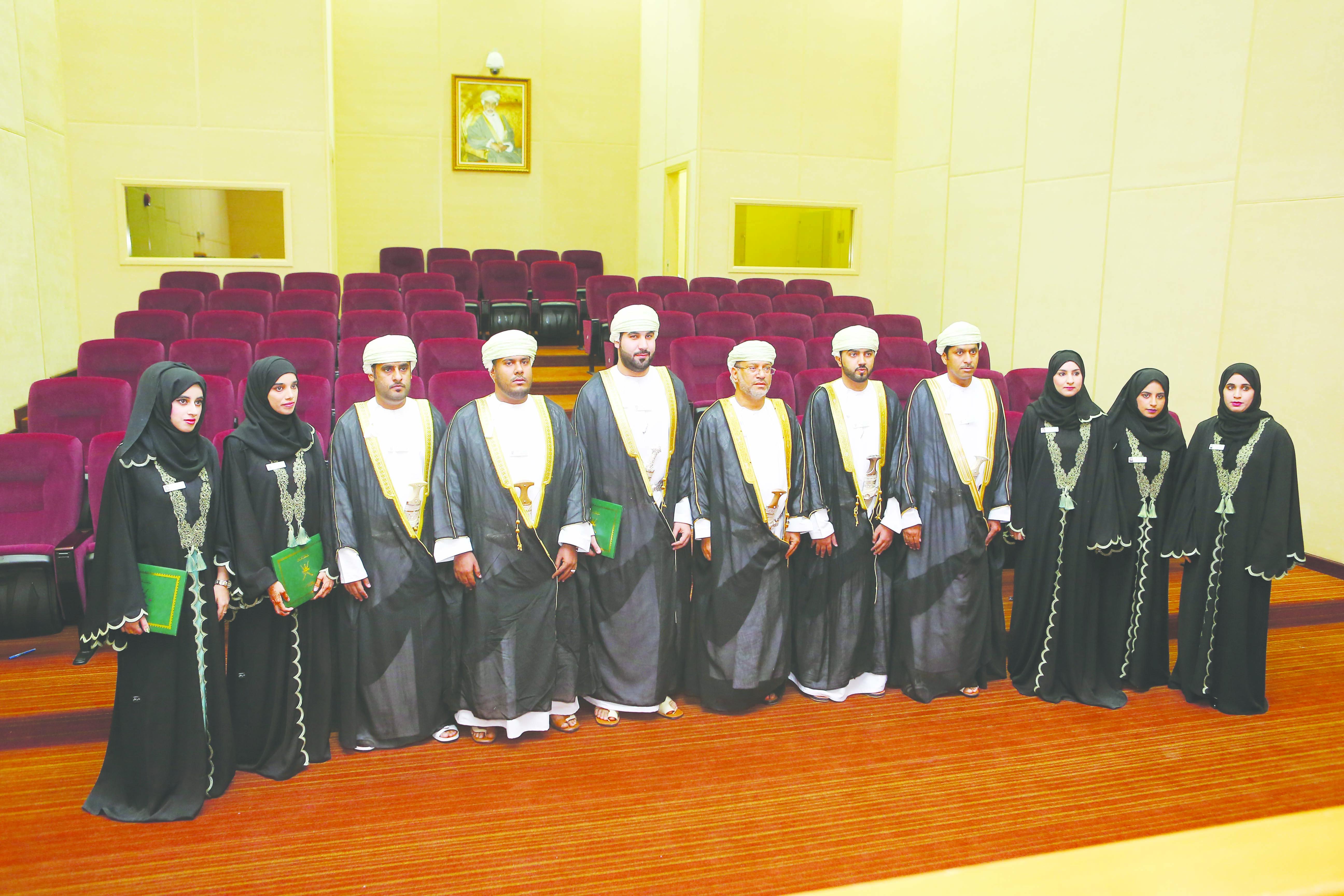 الادعاء العام يحتفل بأداء القسم لعدد من أعضائه الجدد