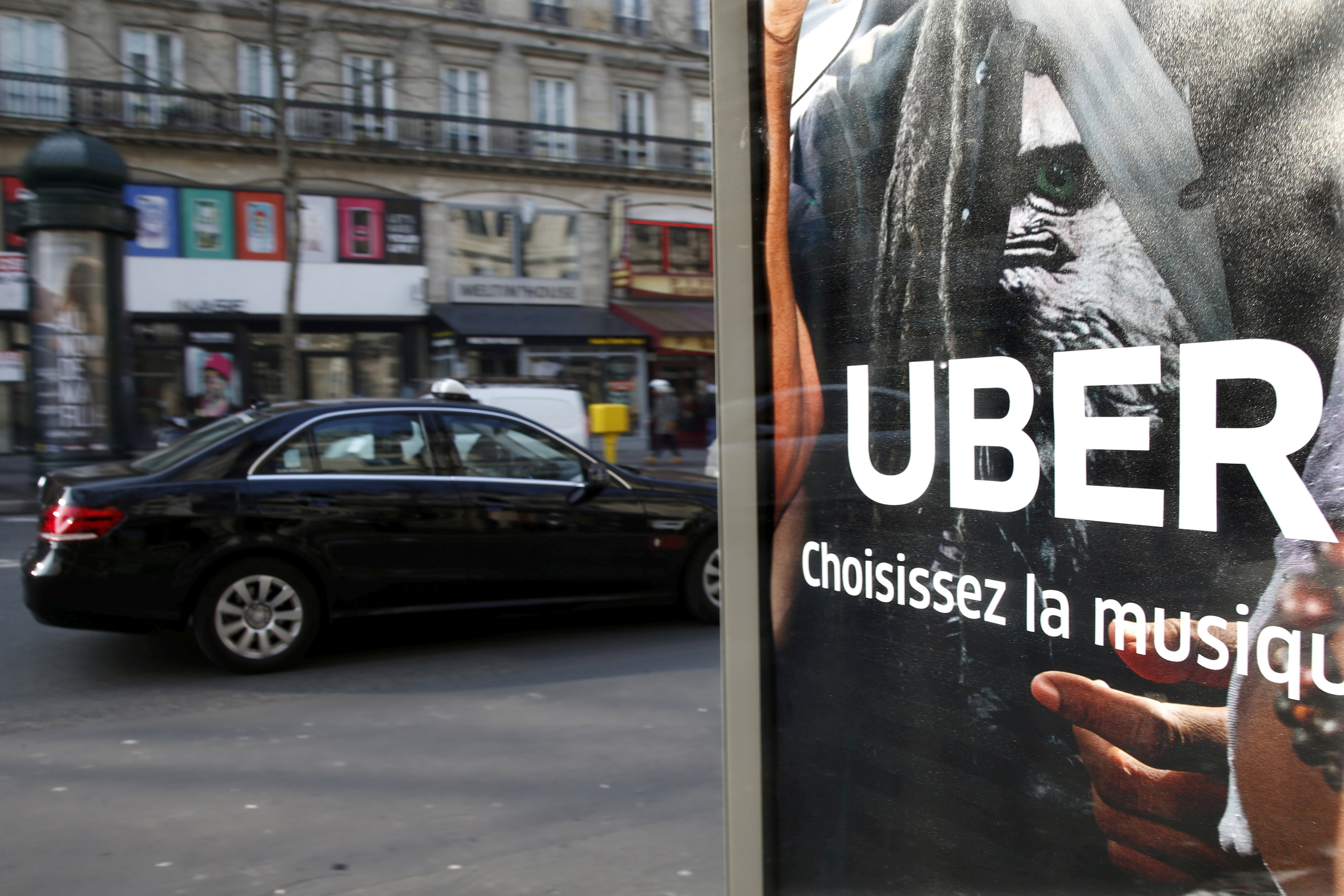New EU court blow to Uber over French taxi case
