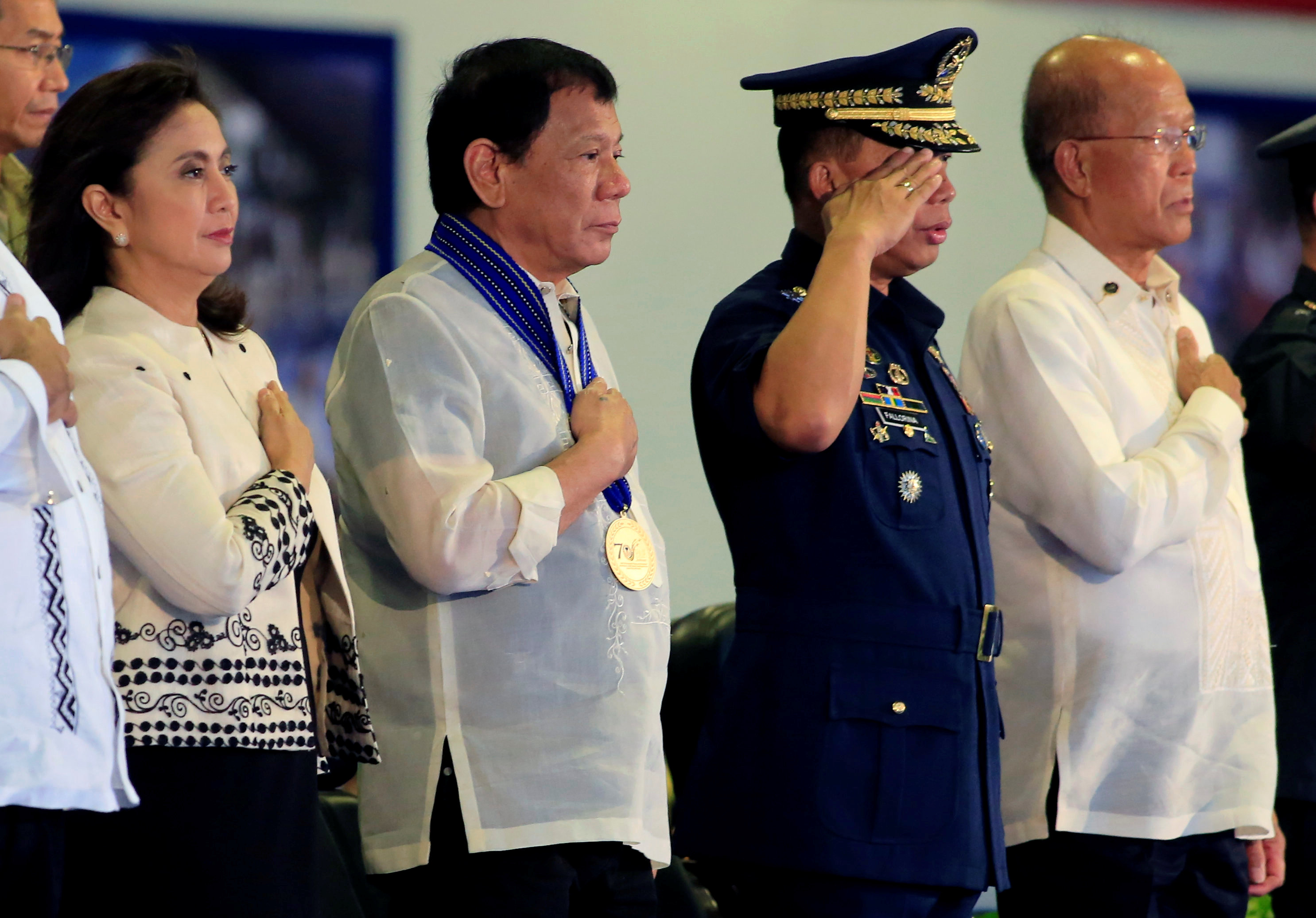 Duterte proposed deal to end Marawi City siege, then backed out