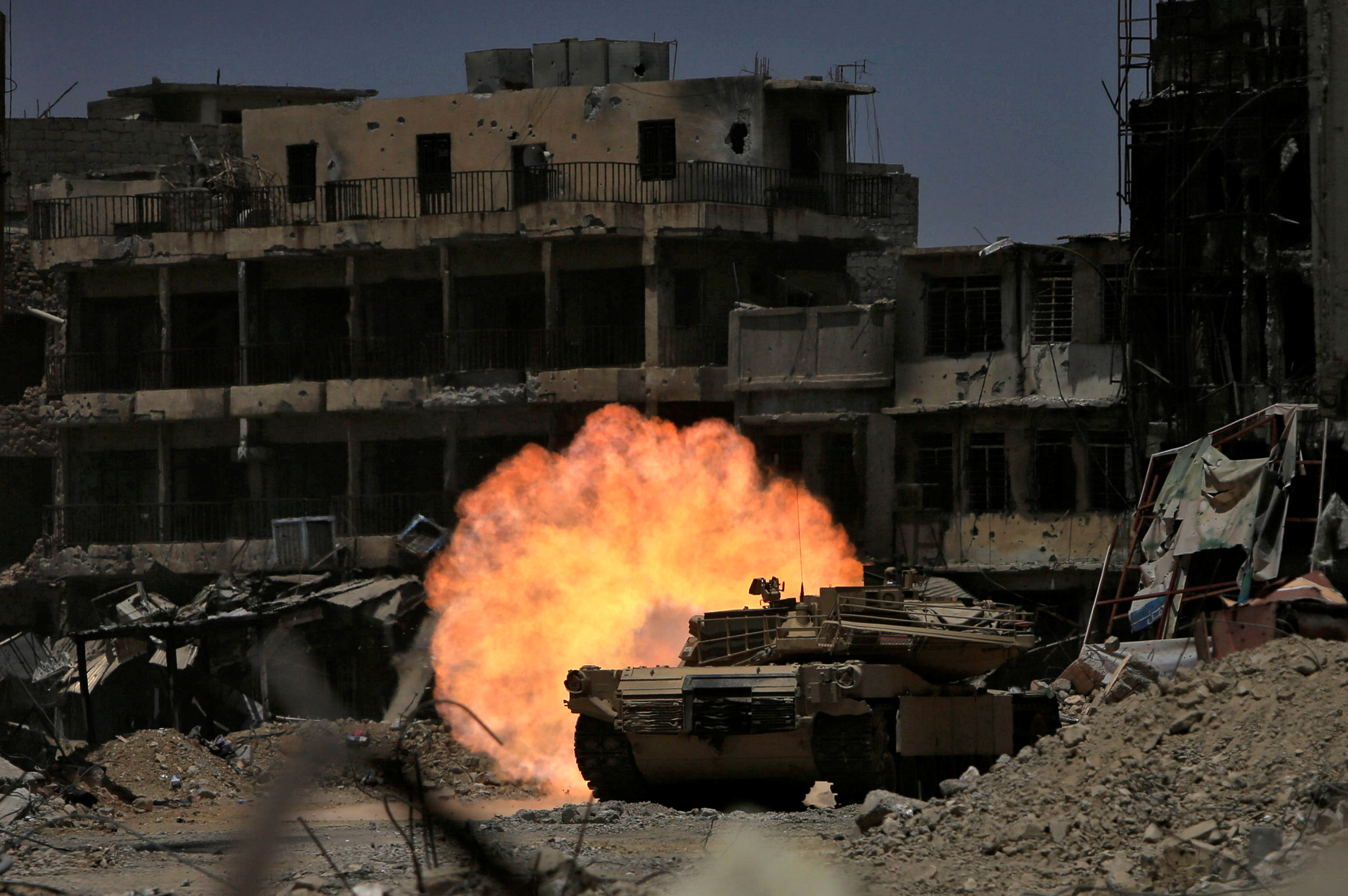 Mosul infrastructure repair to cost over $1b: U.N.
