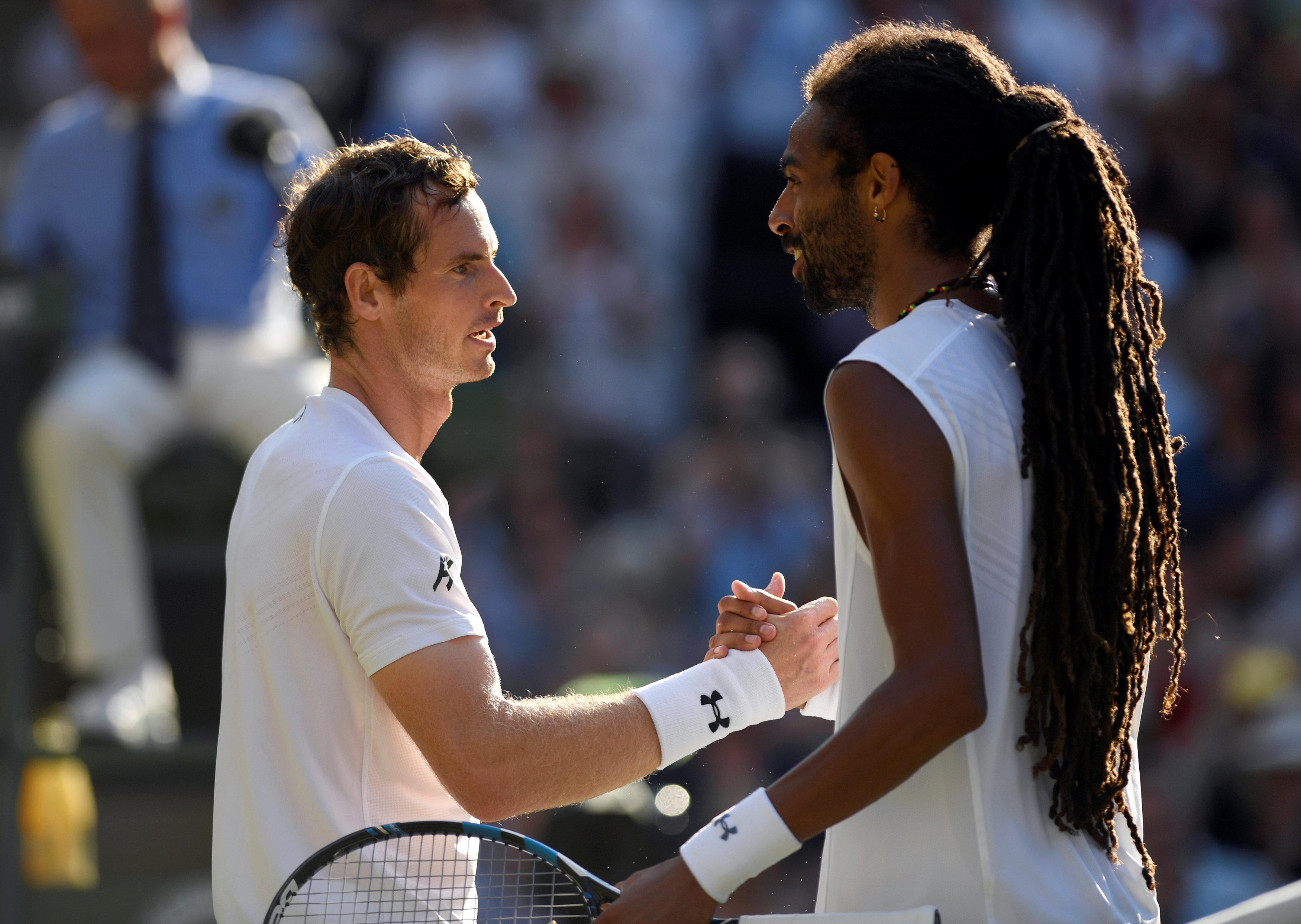 Tennis: Ruthless Murray outclasses dangerous Brown at Wimbledon