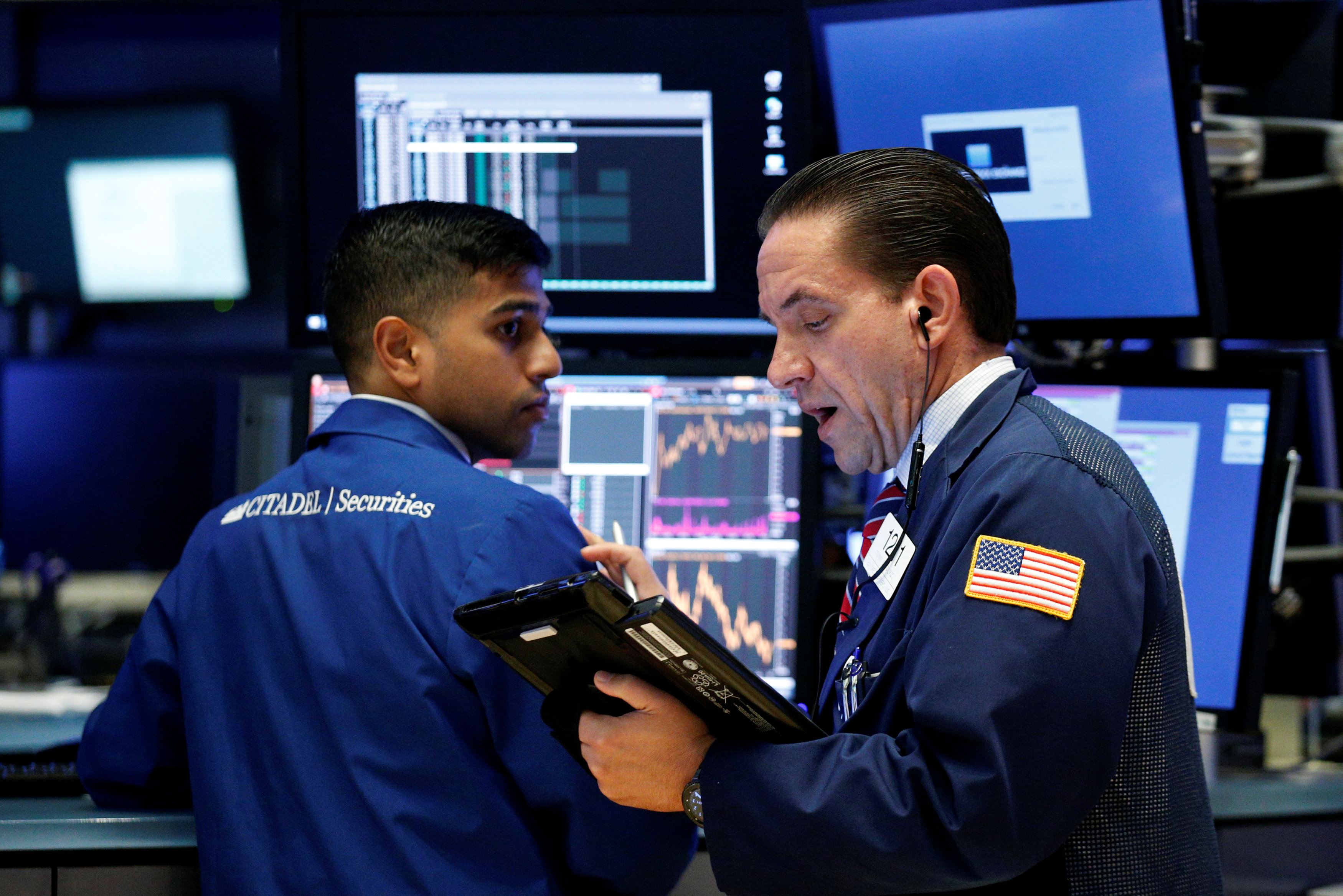 US technology shares to lure back investors