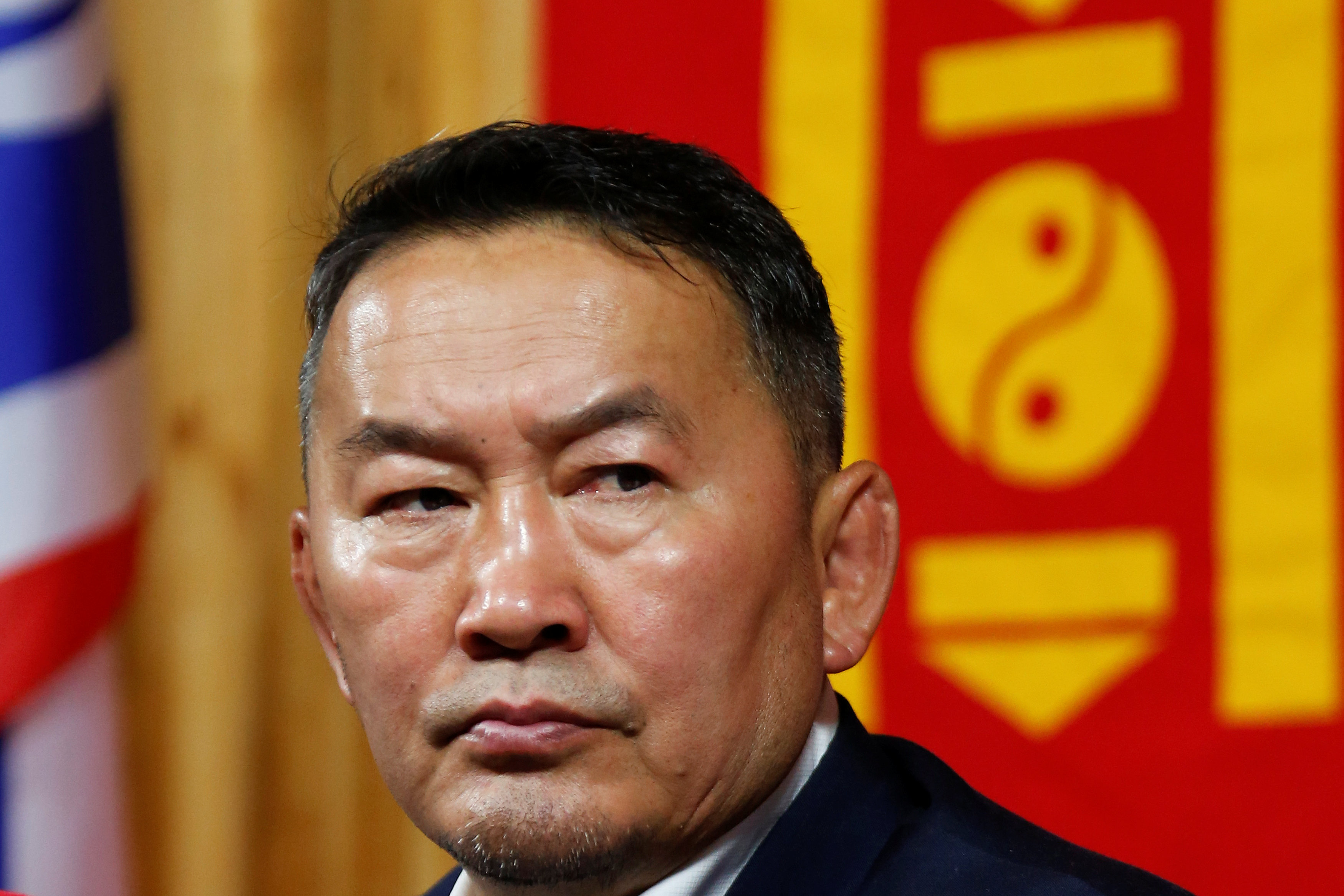 Former martial arts star Battulga wins Mongolian presidential election