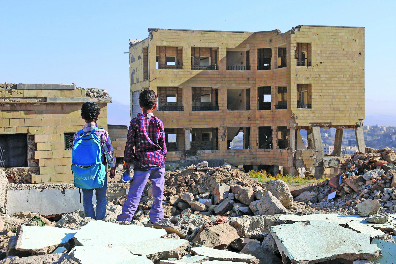 هكذا تدمر الحرب التعليم في اليمن