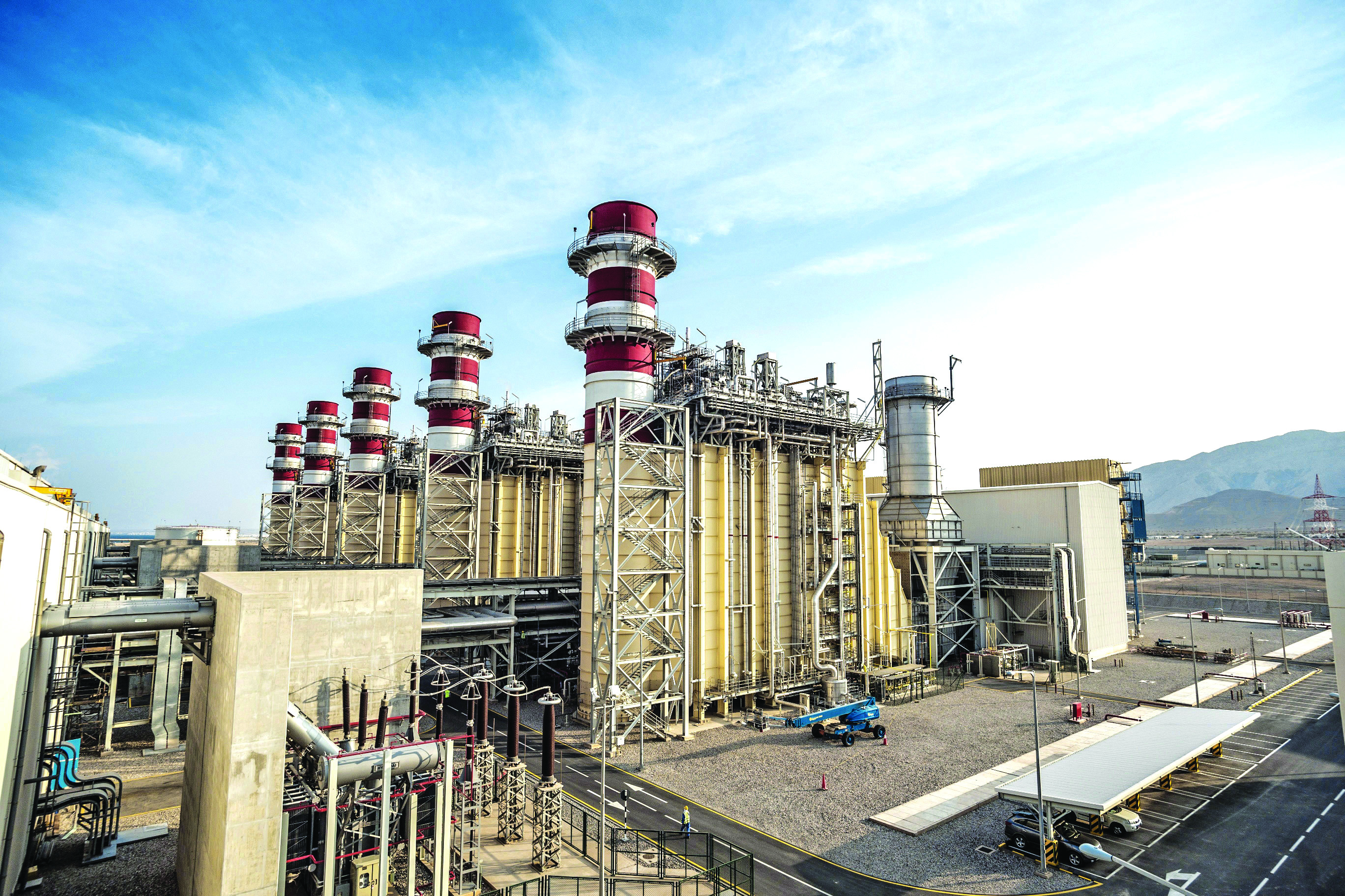 Ibri power project aims to deliver 940MW in April 2018
