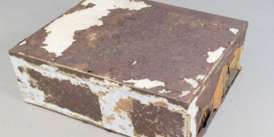 العثور على كعكة فواكه عمرها 106 أعوام محفوظة في القارة القطبية الجنوبية