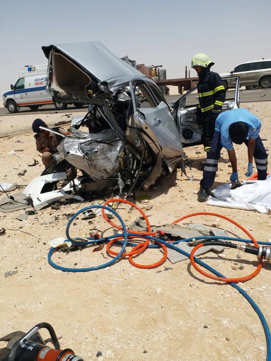حادث تصادم يودي بحياة 4 أشخاص بولاية هيما