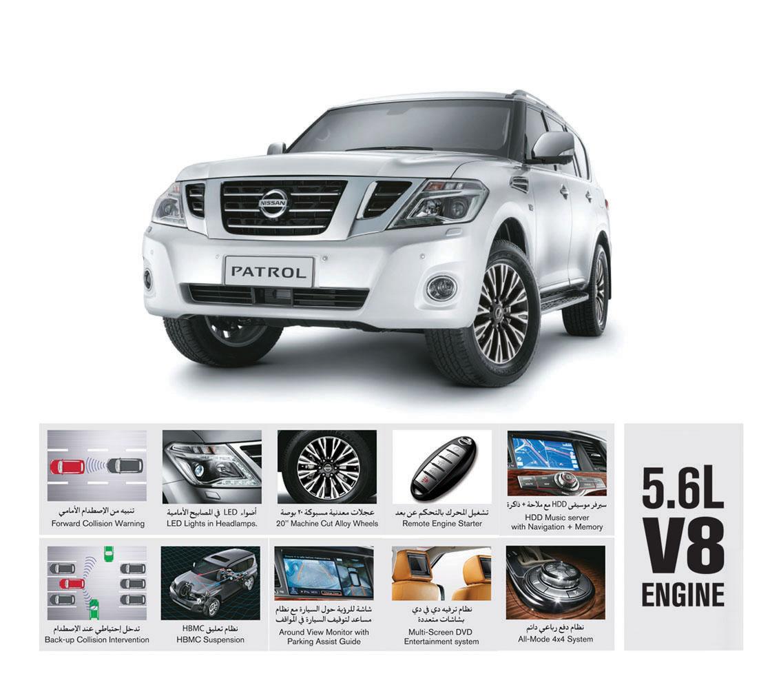 Oman motoring: Nissan Patrol and Super Safari continue to impress