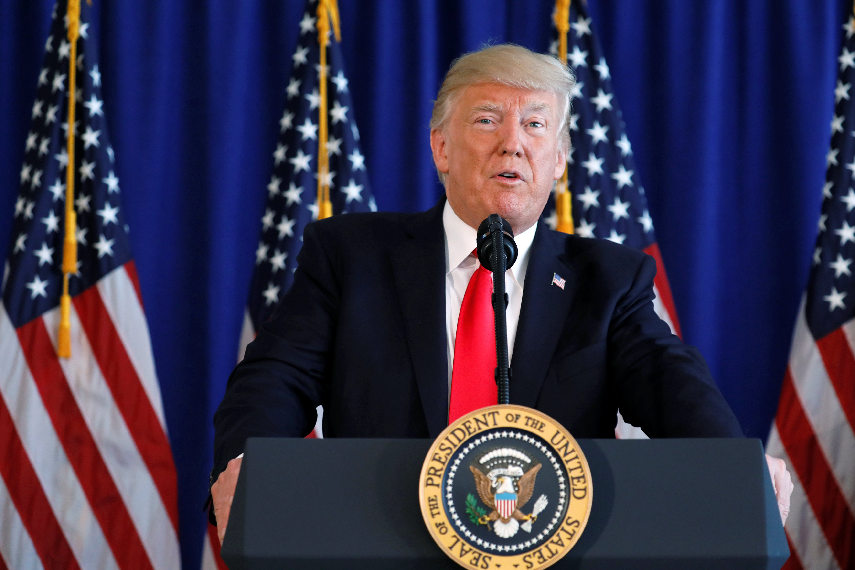 President Trump's reelection campaign releases television advertisement