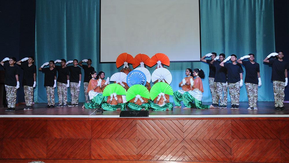 ISG celebrates India's Independence Day