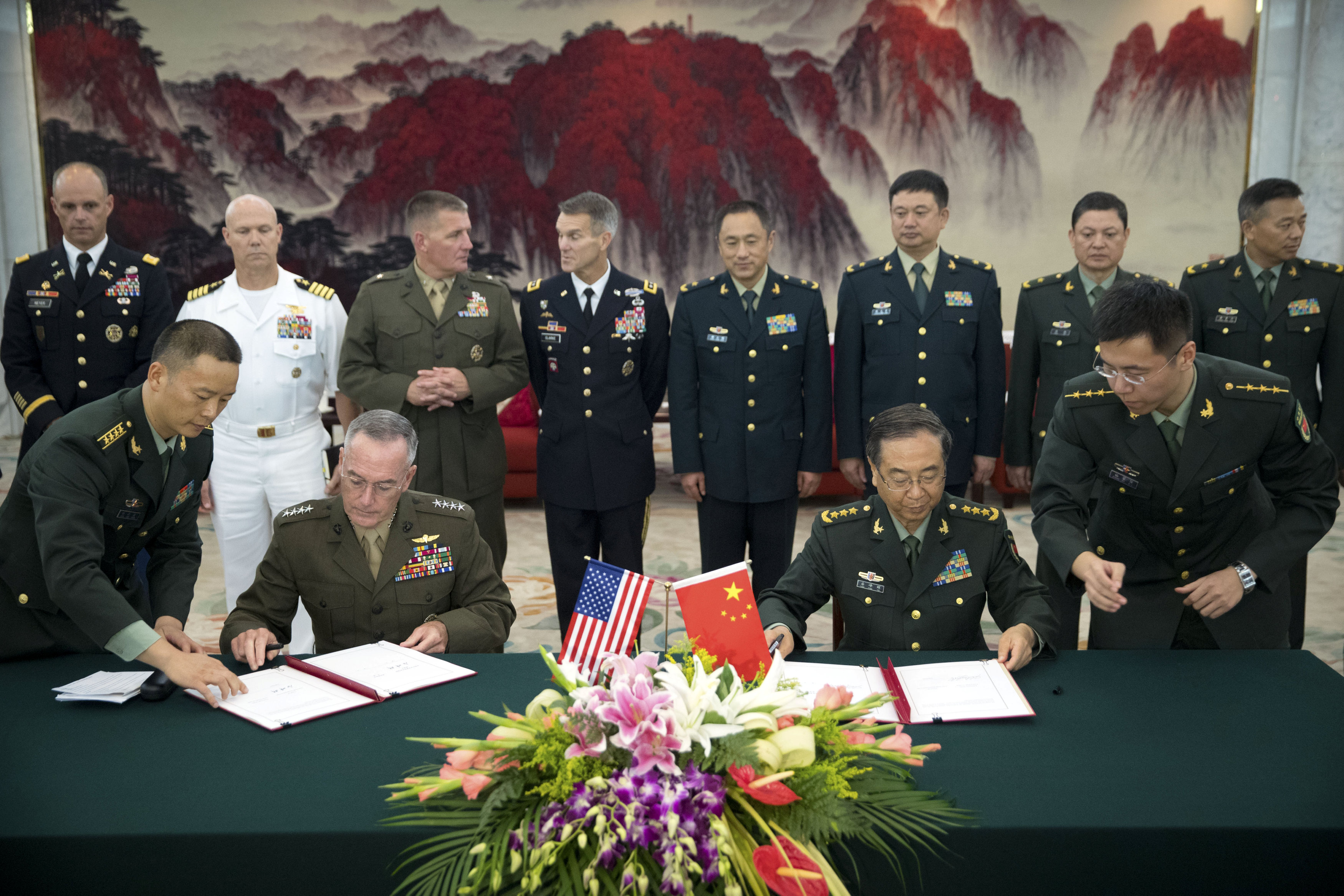 U.S. committed to working through difficulties with China