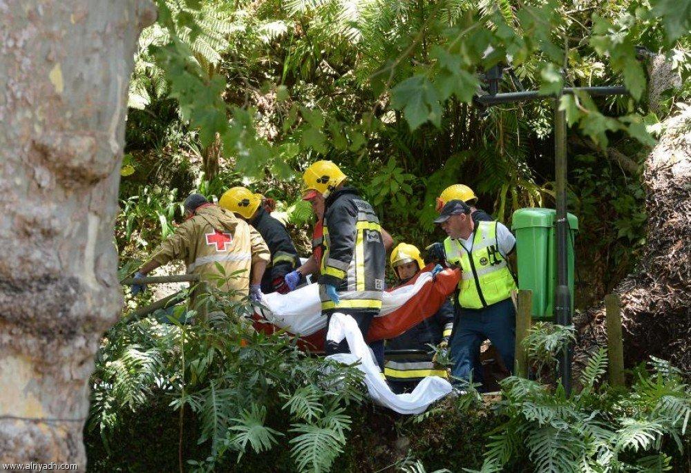 قتلى إثر سقوط شجرة معمّرة في جزيرة ماديرا البرتغالية