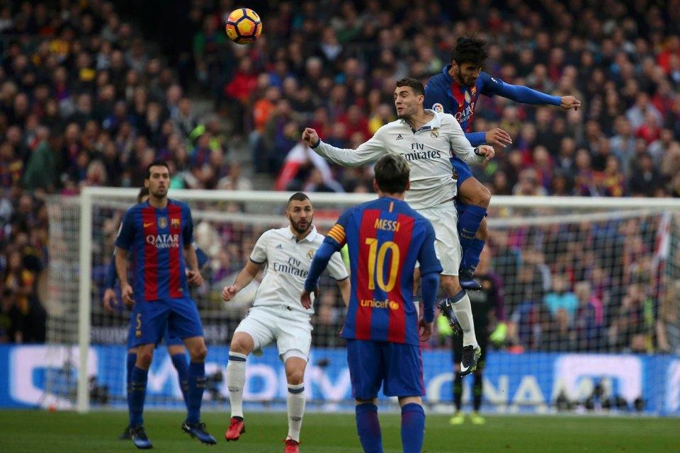 الكلاسيكو 2: ريال مدريد- برشلونة في بث حي ومباشر