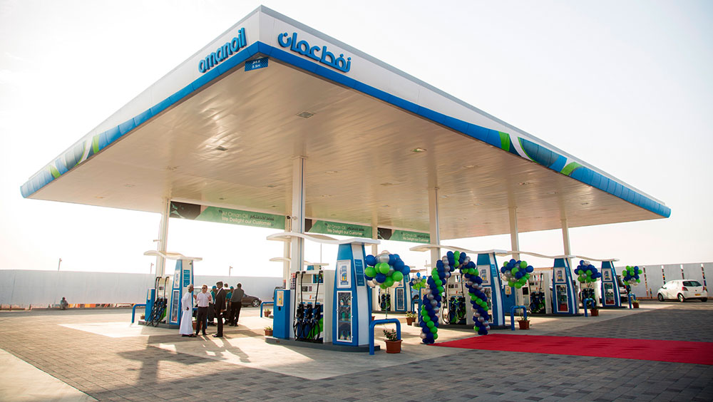 Oman Oil opens first service station on Muscat Expressway