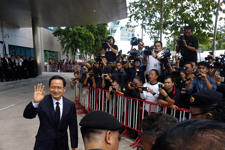 Thai court dismisses case against former prime minister Somchai Wongsawat