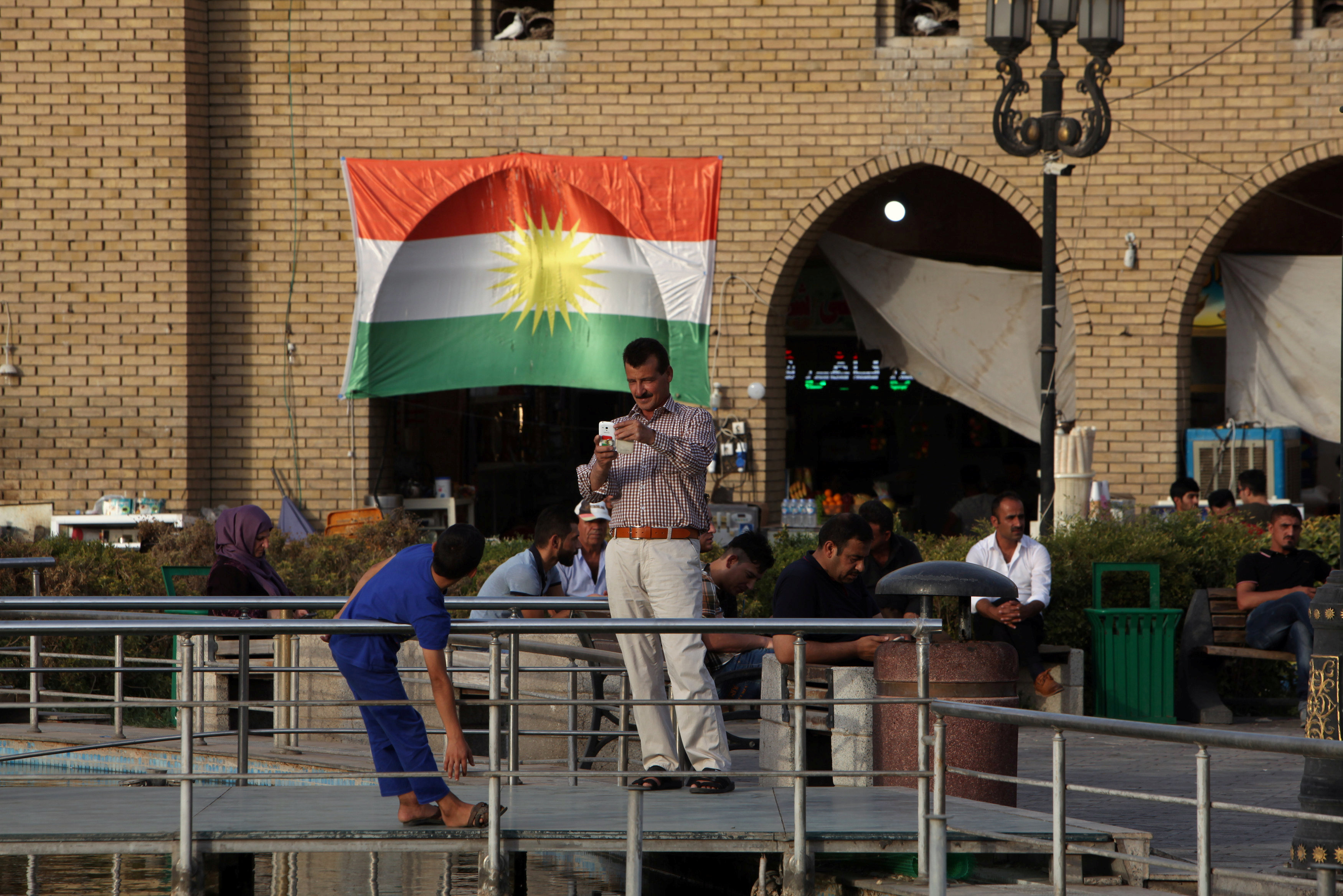 Iraq's Kurds might put off independence vote in return for concessions from Baghdad