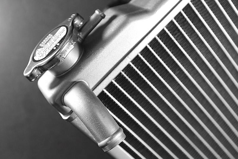 Oman motoring: Working of a radiator