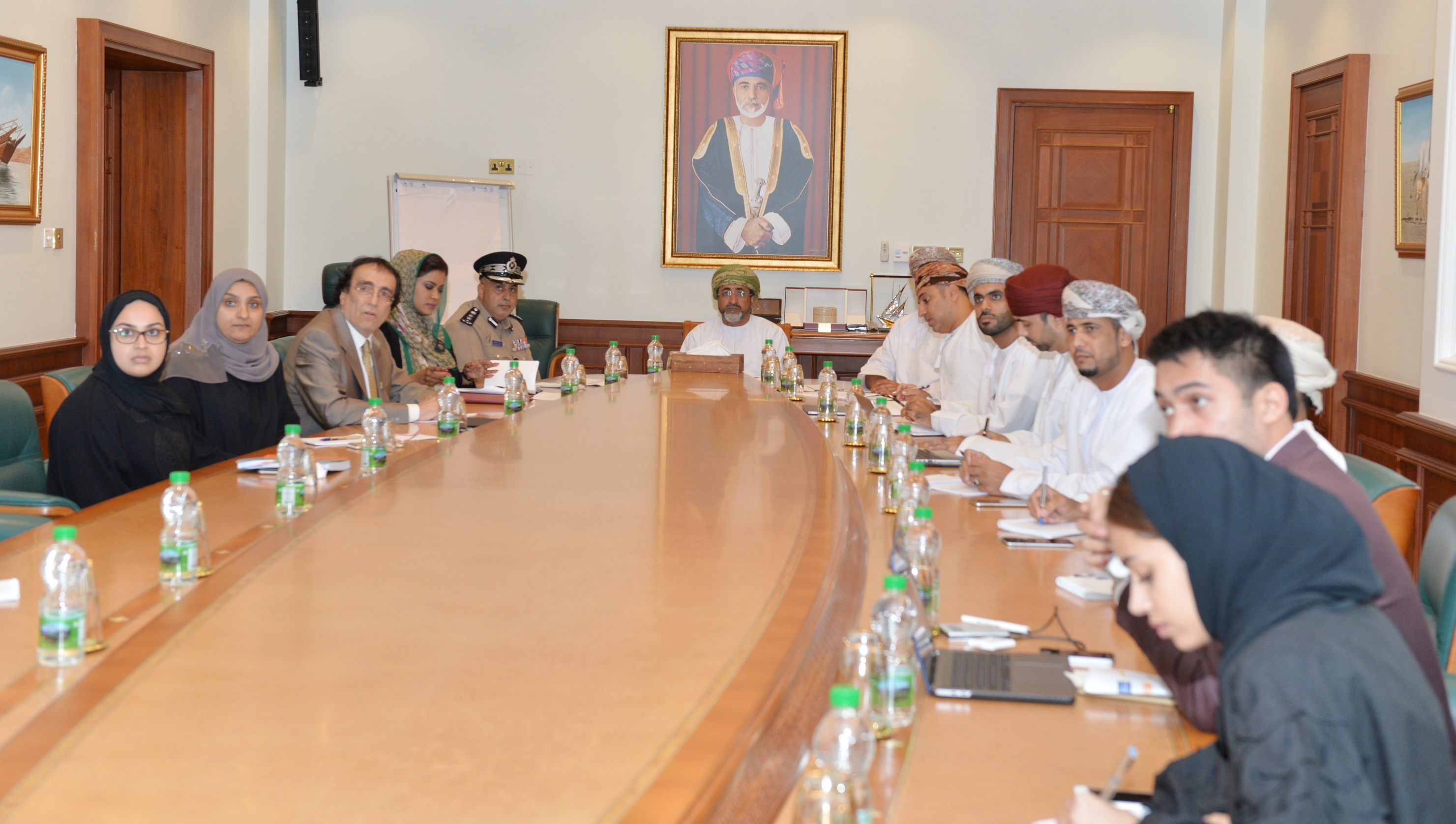 Discussion on Oman's tourism sector initiatives, challenges
