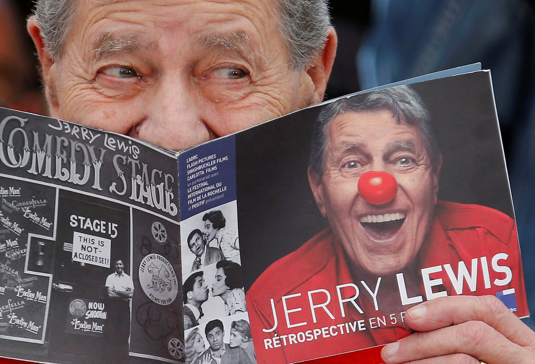 In Pictures: Comedy legend Jerry Lewis dies at 91