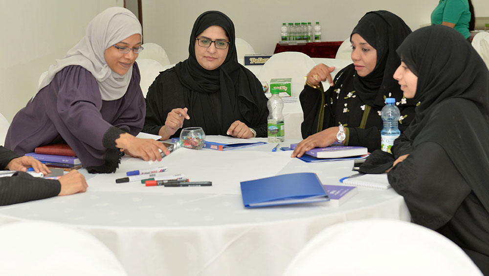 Ministry of Tourism hosts skill training workshop for women in Oman
