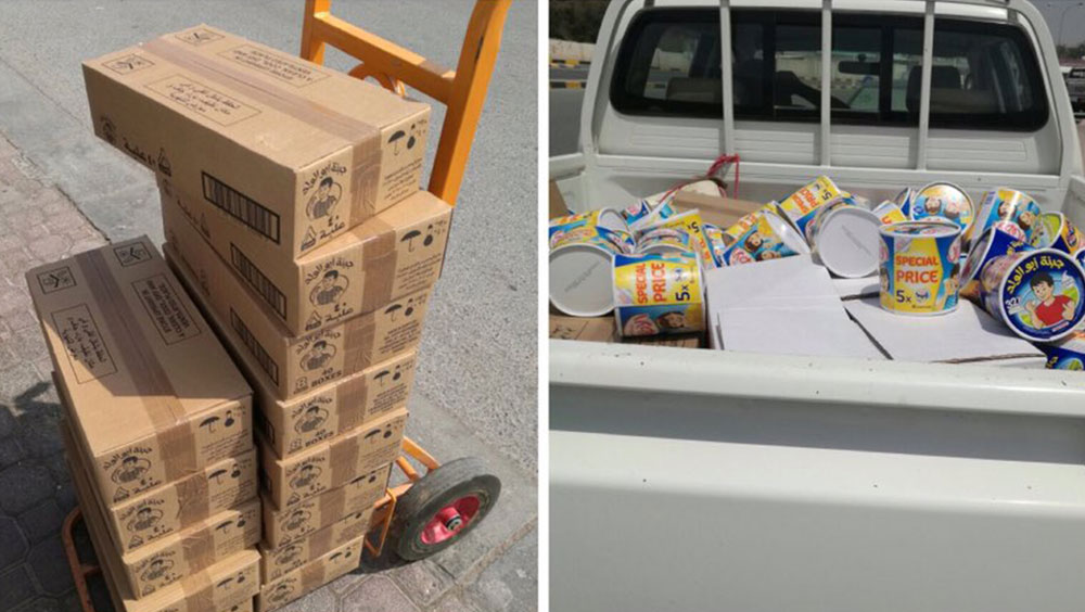 Businesses shut after unfit food found in Oman