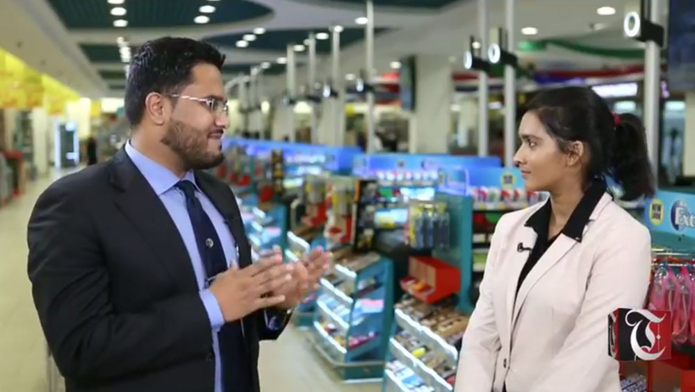 Lunchtime Live: Online or in store? What is the future of shopping in Oman?