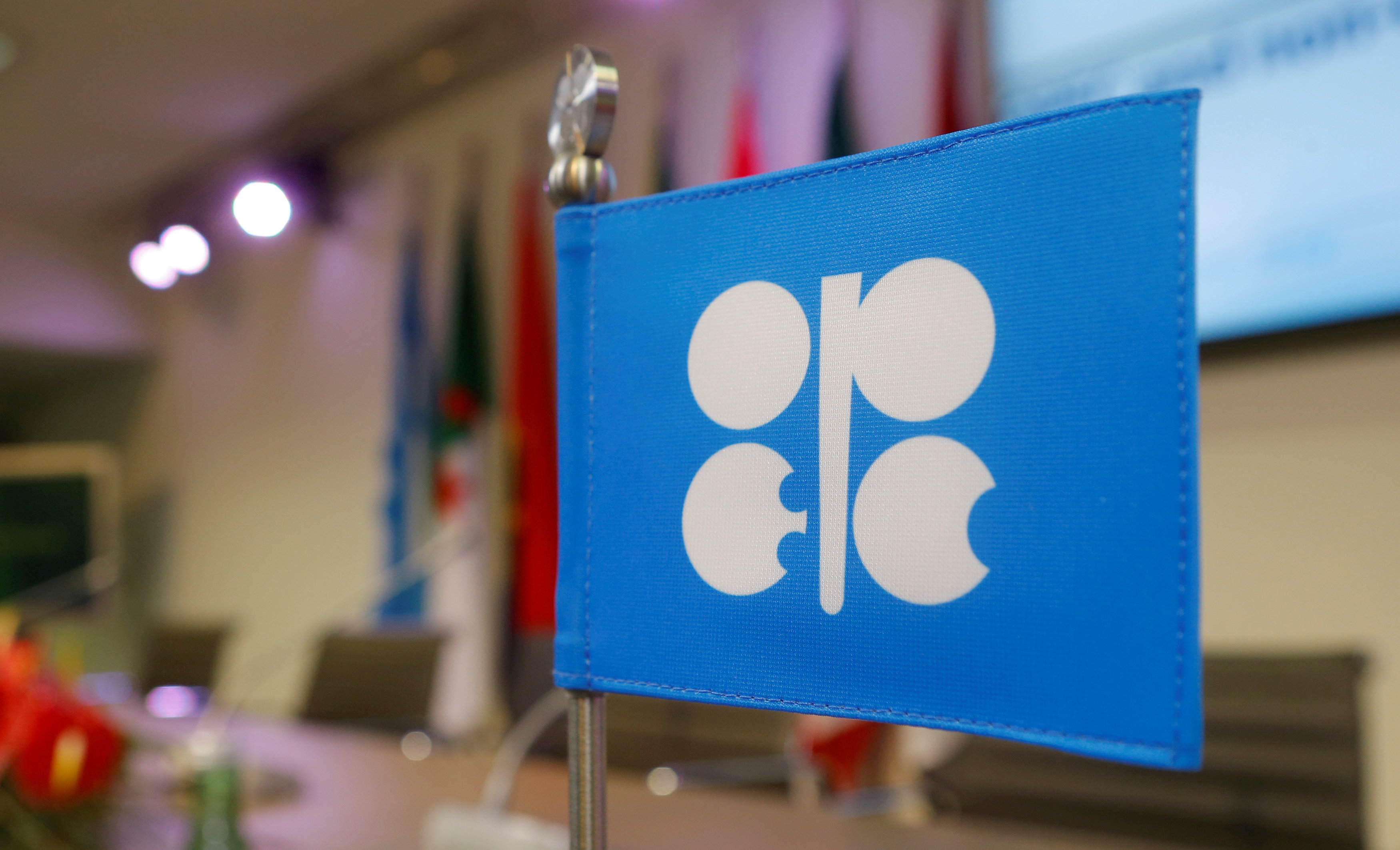 Opec oil supply set for sharp drop in August: PetroLogistics