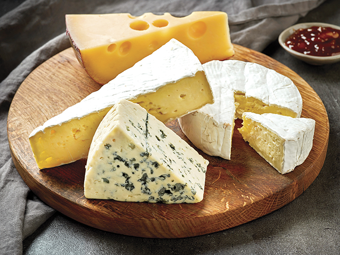 Oman dining: For the love of cheese