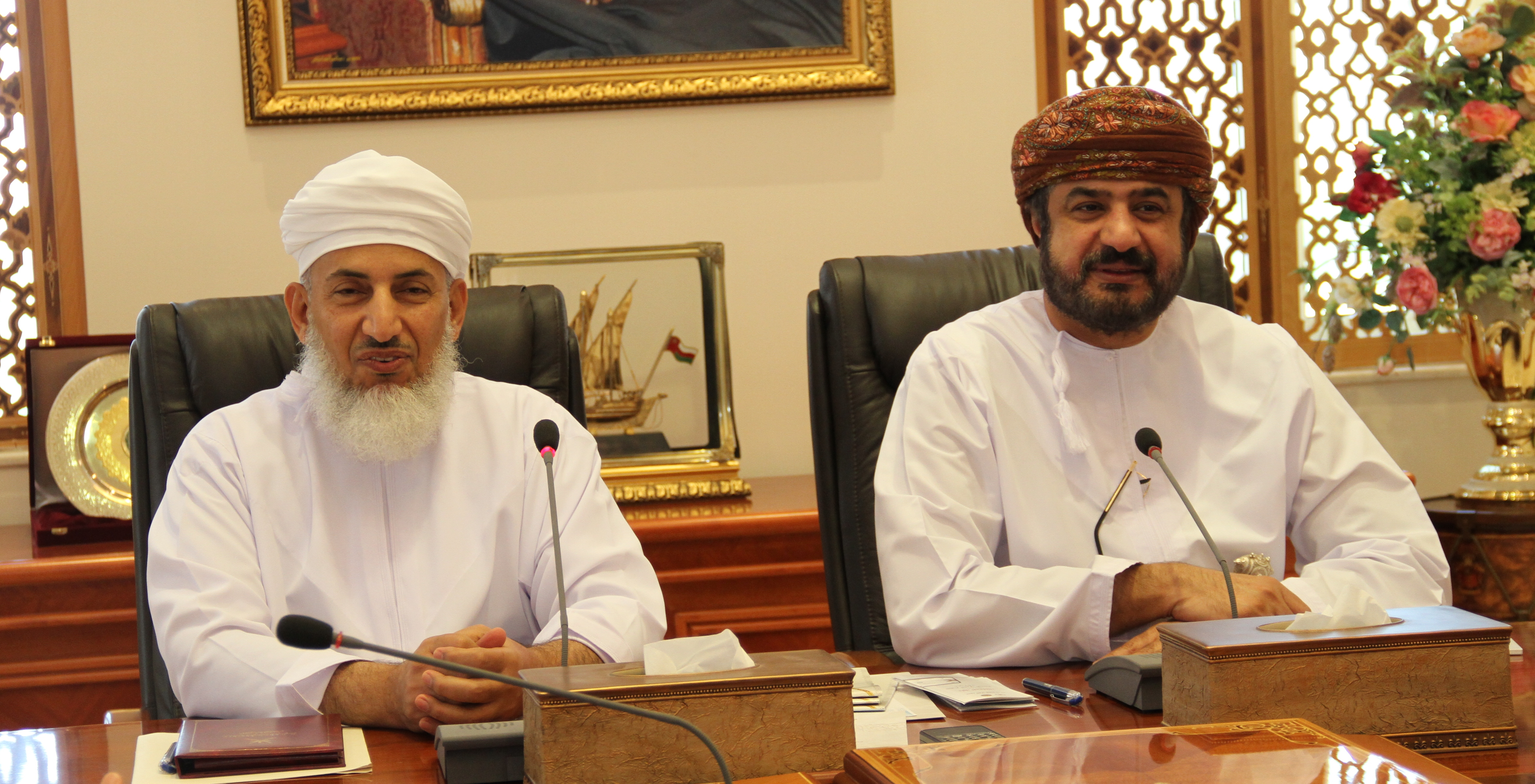 Oman ministry of awqaf e-Services and projects reviewed
