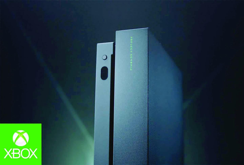 مايكروسوفت تكشف عن إصدار Project Scorpio من Xbox One X