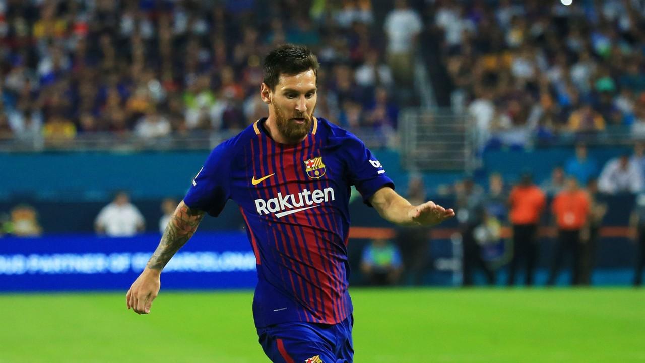 """برشلونة يؤكد حسم صفقة ميسي """"في الوقت المناسب"""""""