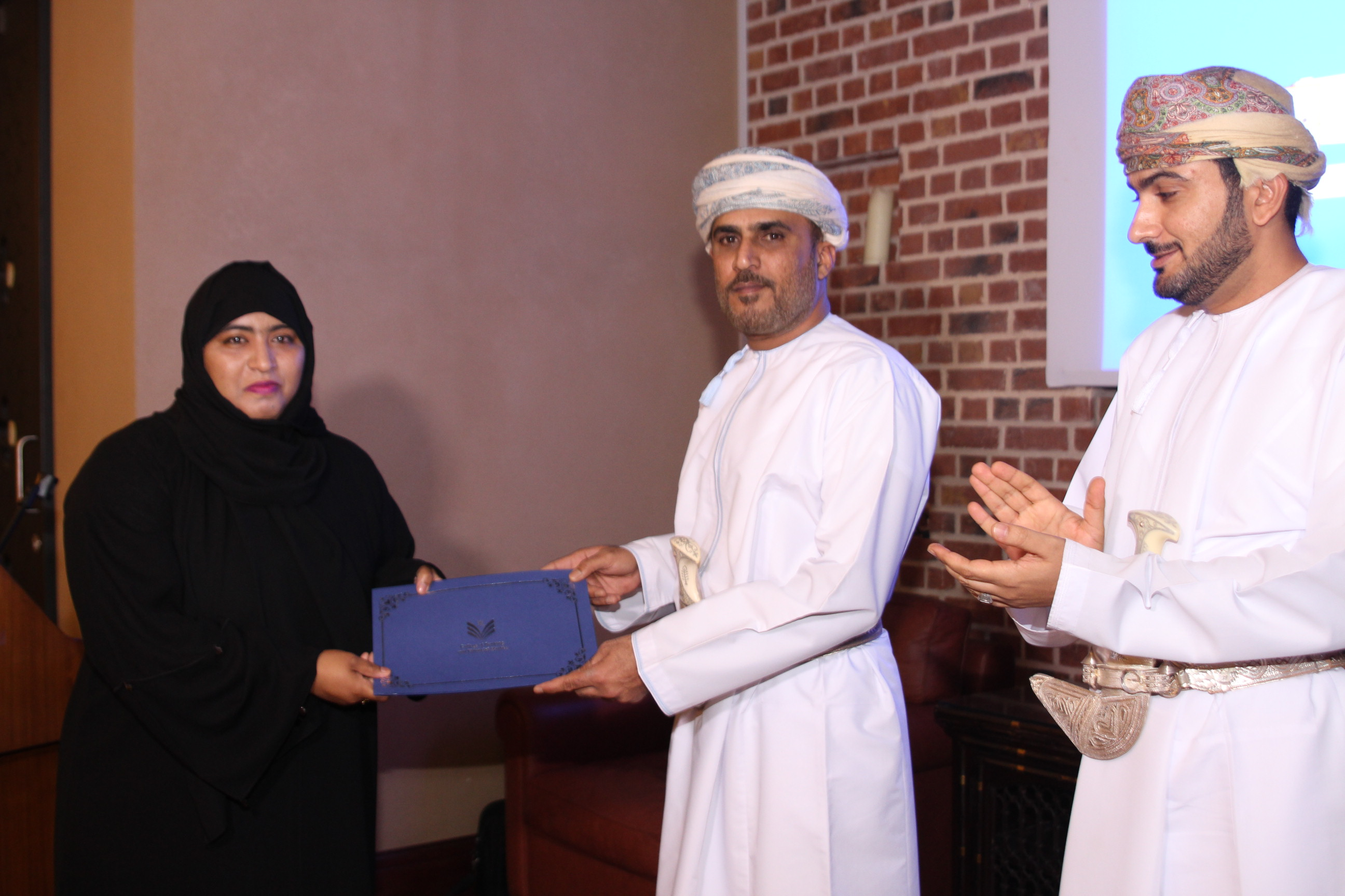 CMA conducts training for insurance employees in Dhofar