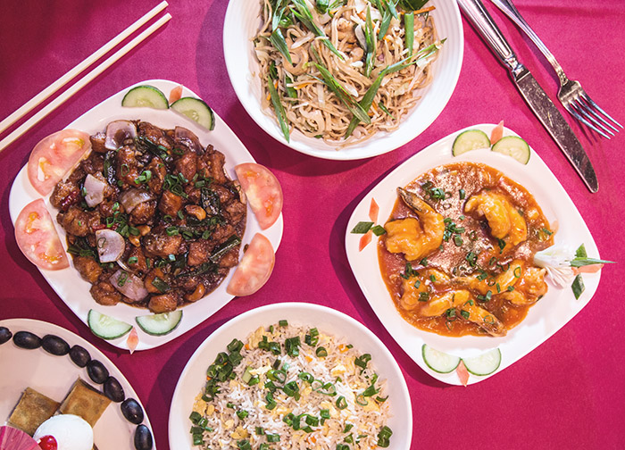 Oman dining: This weekend eat at Golden Oryx Restaurant