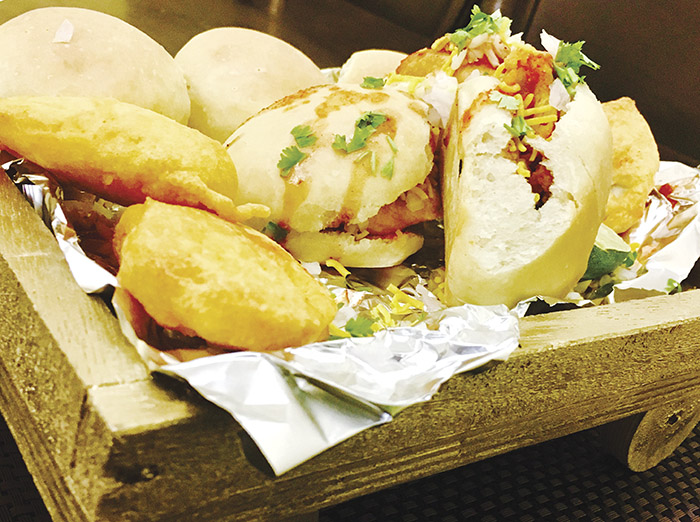 Oman dining: Chaat with a twist