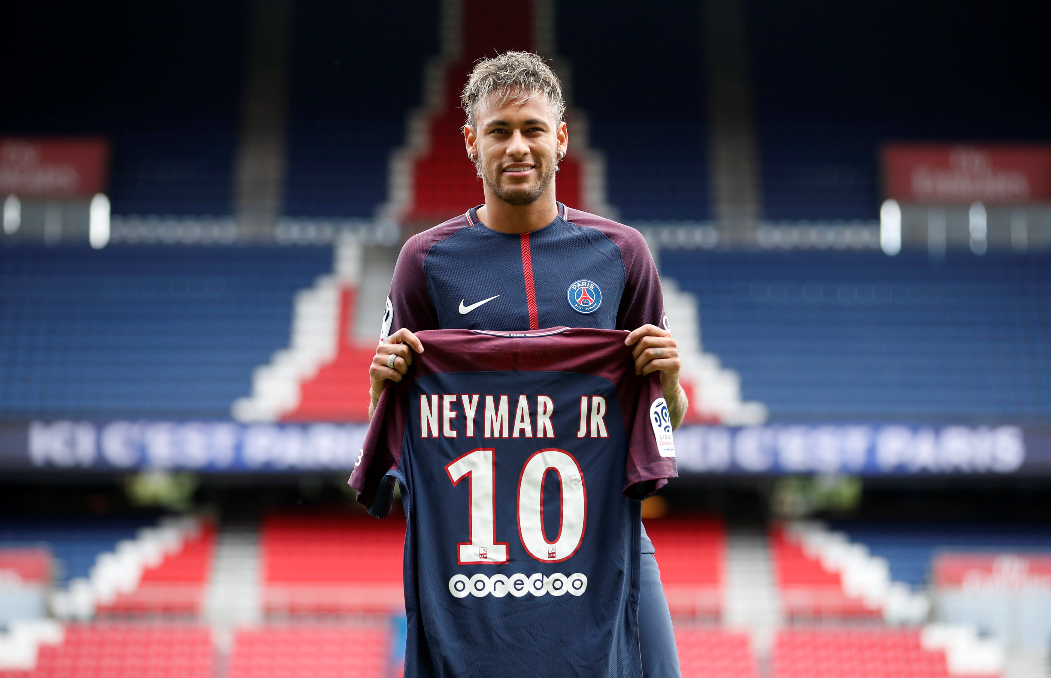 Football: Neymar to miss PSG opener after registration delay, says report