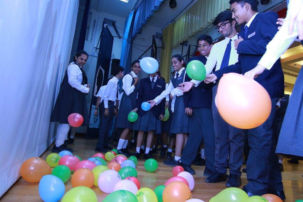 In Pictures: Indian School Wadi Kabir Student Council holds leadership programme