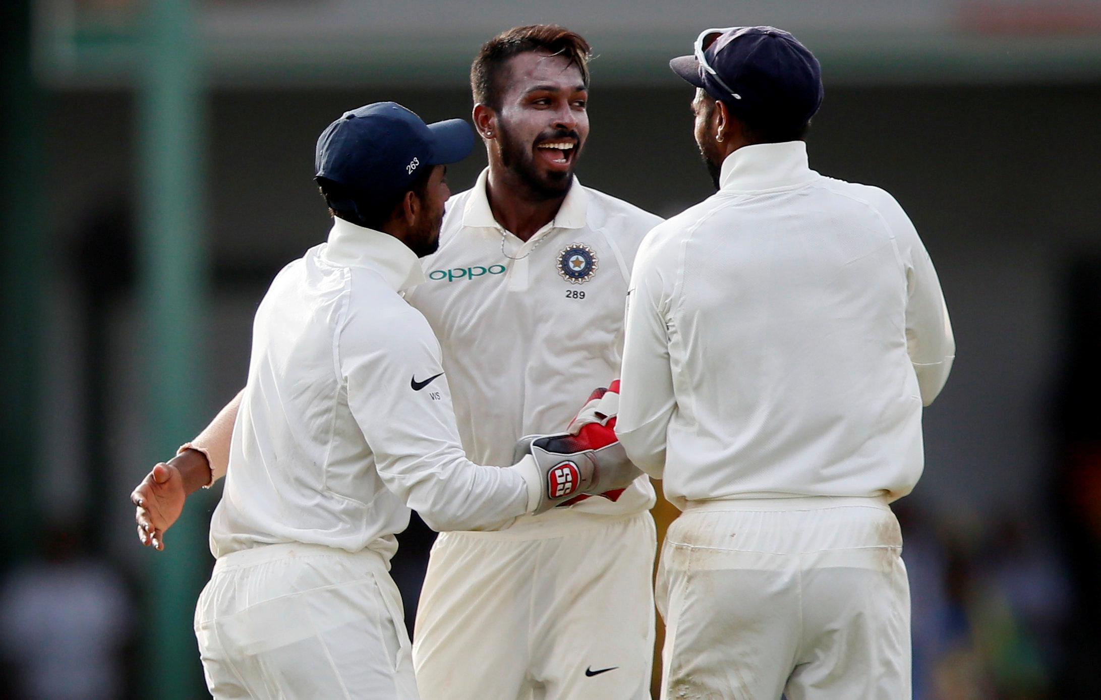 Cricket: India's Saha proves keeping pedigree with Colombo masterclass