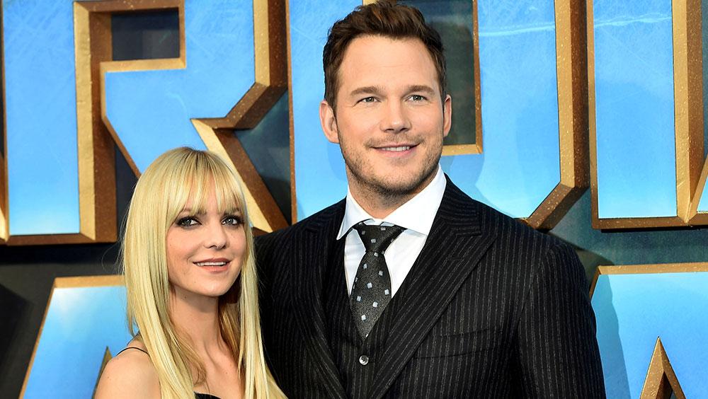 Actors Chris Pratt, Anna Faris announce they are separating