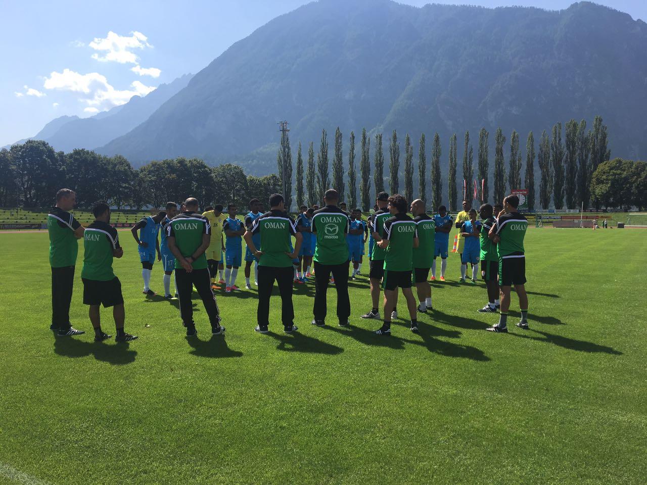 المنتخب الوطني يبحث عن تجارب جديدة بمعسكره الخارجي بالنمسا