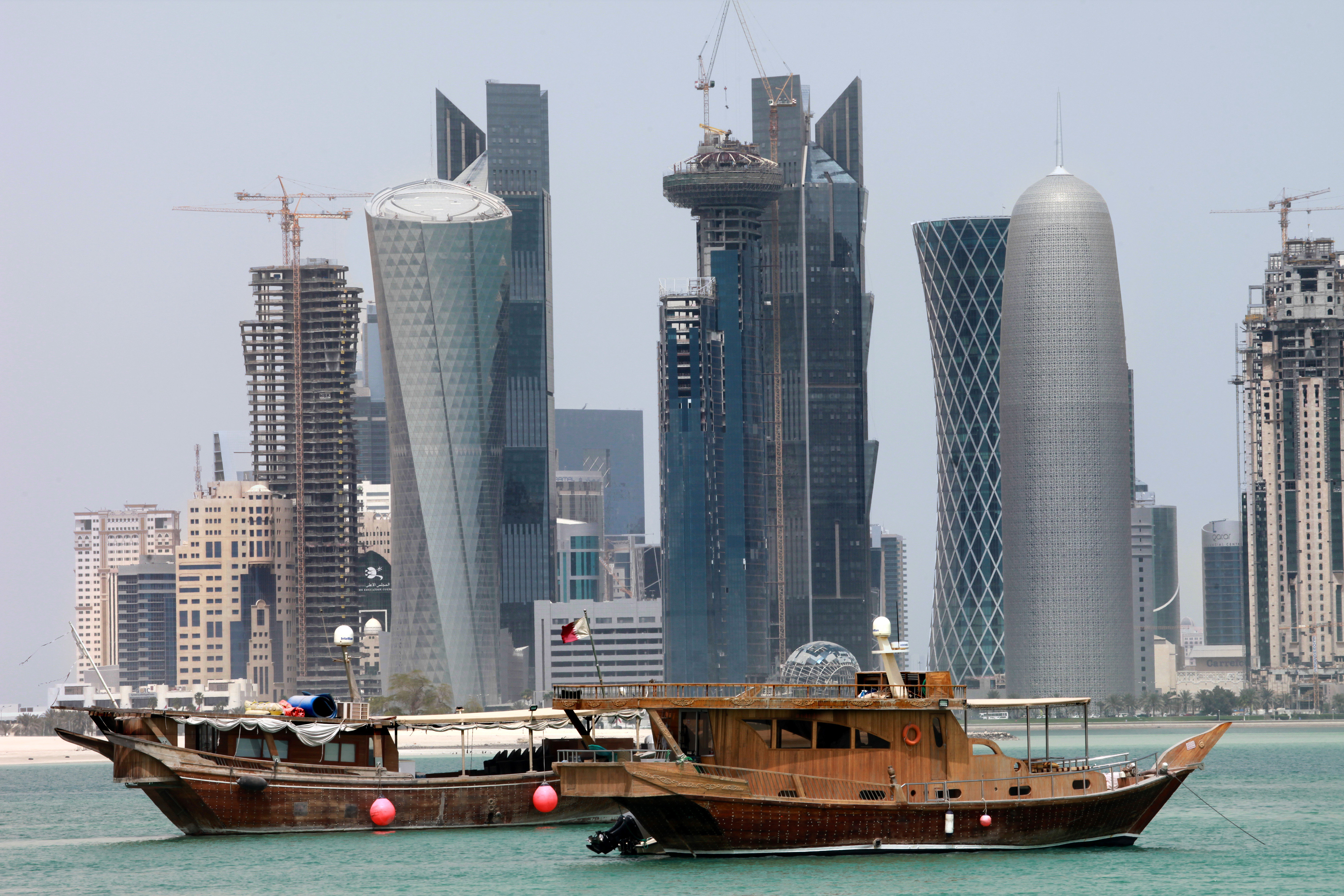 Qatar allows visa-free entry for citizens of 80 countries