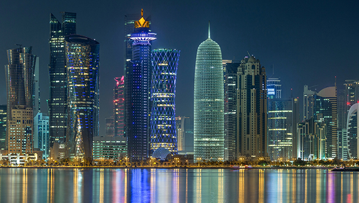 Is your country on the Qatar free entry list of 80?