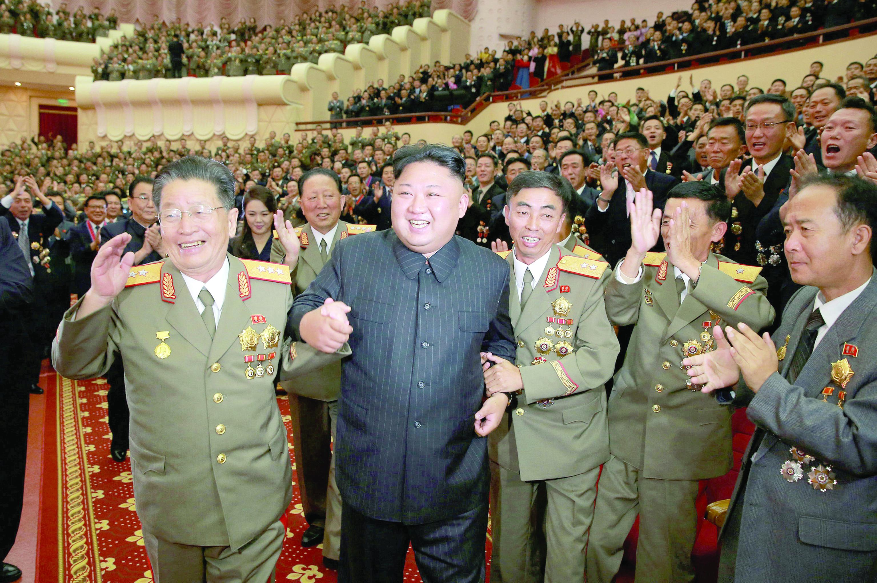 وسط تصاعد مؤشرات المواجهة مع الولايات المتحدةرسالة تصعيد جديدة من كوريا الشمالية