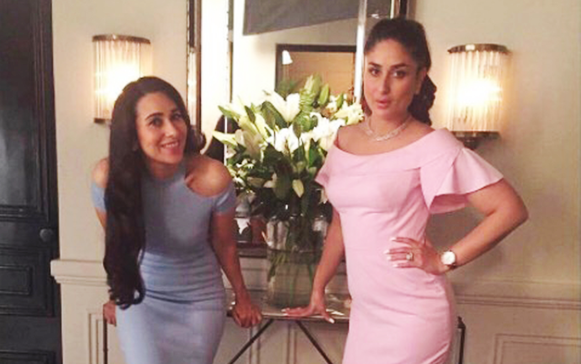 Bollywood sibling divas share screen space in Malabar Gold ad campaign